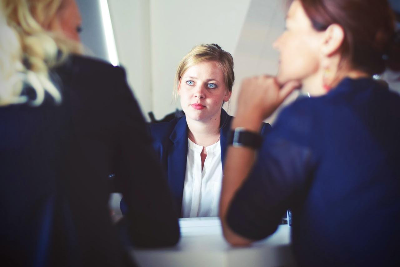 Nightmare job interviews